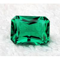 China lab created emerald on sale