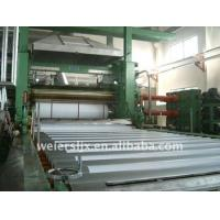 China Full Automatic PVC Plastic Sheet Extrusion Line , PVC Banner Machinery on sale