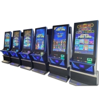 """Buy cheap 43"""" Touch Screen Cabinet Fire Link Slot Pinball Game Machine from wholesalers"""