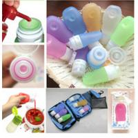 Best Hebei Shengxiang leak proof squeezable, BPA free, Food Grade Protable Silicone Travel Bottle wholesale