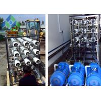 Quality High TDS Rejection Seawater Treatment Plant Seawater Desalination Unit 4.0-6.5 Mpa for sale