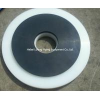 China hot uhmw pe plastic ring flange gasket on sale