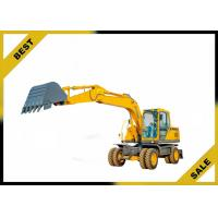 Quality 1.9m³ 13175kg Earth Excavation Equipments , Heavy Equipment Excavator Customized Color for sale