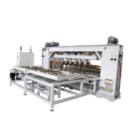 Quality Automatic electric steel wire welded wire mesh machine for roll fence for sale
