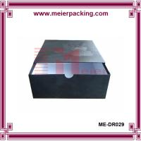 China Decorating Gift Boxes Cardboard Drawer Box For Shoes Packaging ME-DR029 on sale