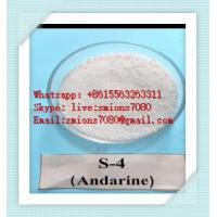 China 99% Purity And Safe Delivery Andarine S4 CAS: 401900-40-1 Bodubuilding Raw Powder on sale