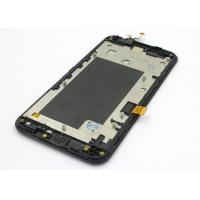 "Best 4.5"" Cell Phone Spare Parts Touch Screen LCD + Display Digitizer Assembly With Frame wholesale"