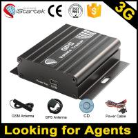 China 3G Vehicle gps tracker with car alarm system on sale