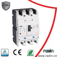 Quality Thermomagnetic Electrical Circuit Breaker MCCB 5 Frame Sizes With Contact Structure for sale