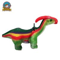 Quality Safety Slowly Walking Electric Animal Rides Cool For Shopping Mall for sale