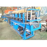Quality High Performance Light Keel Roll Forming Machine 4KW With Embossment for sale