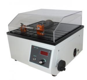 China High Power Metallurgical Cutting Machine Manual / Chop Cutting 460x500x350mm on sale