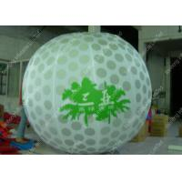 Quality High Strength Outdoor inflatable Helium Advertising Balloons With Logo Printing for sale