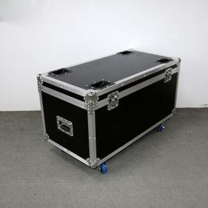 Quality Custom Shockproof Aluminum Tool Rack Flight Case DJ Flight Case Road Case With Foam Inside for sale
