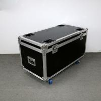 Quality Custom Size Lockable Aluminum Tool Cases With Shockproof Inside And Anti Impact Outside for sale