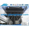Buy cheap grain coal ore handling equipment bulk cargo port dust proof mobile hopper from wholesalers