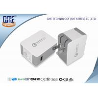 China Universal 5V Full Load 2A Quick USB US Plug Portable Mobile Phone Travel Wall Charger on sale