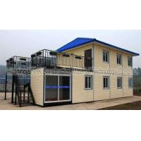 Quality Portable Warehouse Steel Structure House Low Cost Container Homes 20Ft for sale