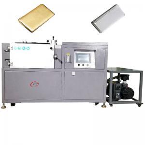 China Gold Bar Vacuum Casting Machine on sale