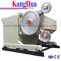 Buy cheap diamond rope saw machine for granite block and marble wire saw quarry stone from wholesalers