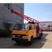 Quality Hydraulic Chuck Truck Mounted Drilling Rig For Geological Exploration for sale