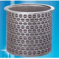 Quality Hot-sale Wedge Wire Screen Basket&screen drum for sale