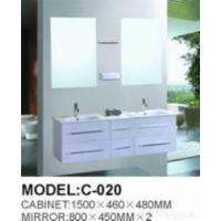 Buy cheap Cheap Antique Mdf Bathroom Vanity from wholesalers