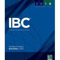 Quality 2018 International Building Code (IBC 2018) International Code Council 【Editon PDF】 for sale