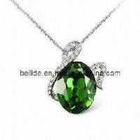 Quality Fancy Costume Decoration Jewelry with Large Crystal for sale