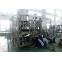 Quality High Performance Juice Bottling Machine , Carbonated Soft Drink Filling Machine  for sale