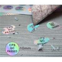 China Ultra 3d Hologram Stickers No Discoloration With Customized Holographic on sale