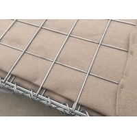 Quality 4mm Immediate Flood Control Hesco Defensive Barriers for sale