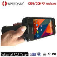 Quality PDA 2d Barcode Scanner Android in 5.5 inch Display with Wireless Charing for sale