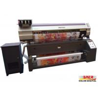 China Indoor And Outdoor Digital Fabric Printers Used In Act Fast Show on sale