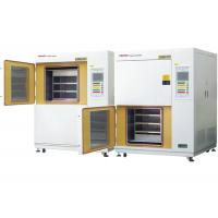 Quality Air Cooled Thermal Shock Test Chamber , Environmental Thermal Cycling Chamber 2 Zone for sale