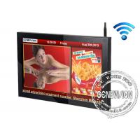 China FCC / SGS Wifi Digital Signage , Network LCD Advertising Players on sale