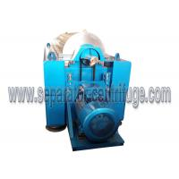Quality Full Automatic Horizontal Style Decanter Centrifuges with SS Drum, for Dewatering for sale