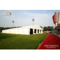 1000 People Aluminum Structures Special Event Tent With Plain White Sidewalls