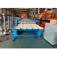 Quality 35m/min PPGI GI Steel G330 Corrugated Roof Roll Forming Machine for sale