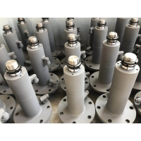 China 2.5 2.56 Inch Bore 12 Ton Steering Hydraulic Cylinder for sale