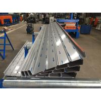 Quality Custom Aluminum Standing Seam Roll Forming Curving Machine 14 Forming Station for sale