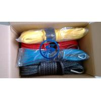 Buy cheap Synthetic Winch Rope,Dyneema Towing Rope, High Quality Winch Rope,Winch Rope from wholesalers