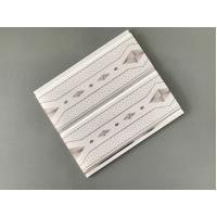 Quality Soundproof Pvc Shower Wall Panels , Bathroom Cladding Panels Long Working Life for sale