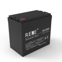 Quality Electric Powered Toys 12V 55ah Long Life Lead Acid Battery for sale