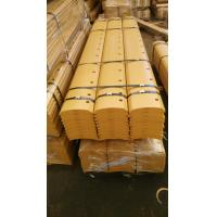 China Wheel Loader Dozer Cutting Edges And End Bits 195-70-61940 For Construction Machine on sale