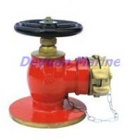 China 90°Flanged Fire Hydrant on sale
