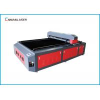 Buy 1325 100W 130W Fabric Wood Paper CO2 Cnc Laser Cutting Machine With Single laser head at wholesale prices