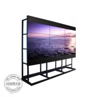 Quality Narrow Bezel 3.5mm LCD Digital Signage Video Wall Durable With Controller System for sale