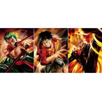 Quality 30x40cm 3D Lenticular Poster Action Anime Home Decoration for sale