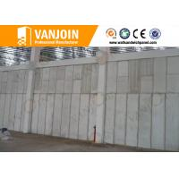 Quality Lightweight Composite Panel Board , fireproof cement board Thermal Insulated for sale